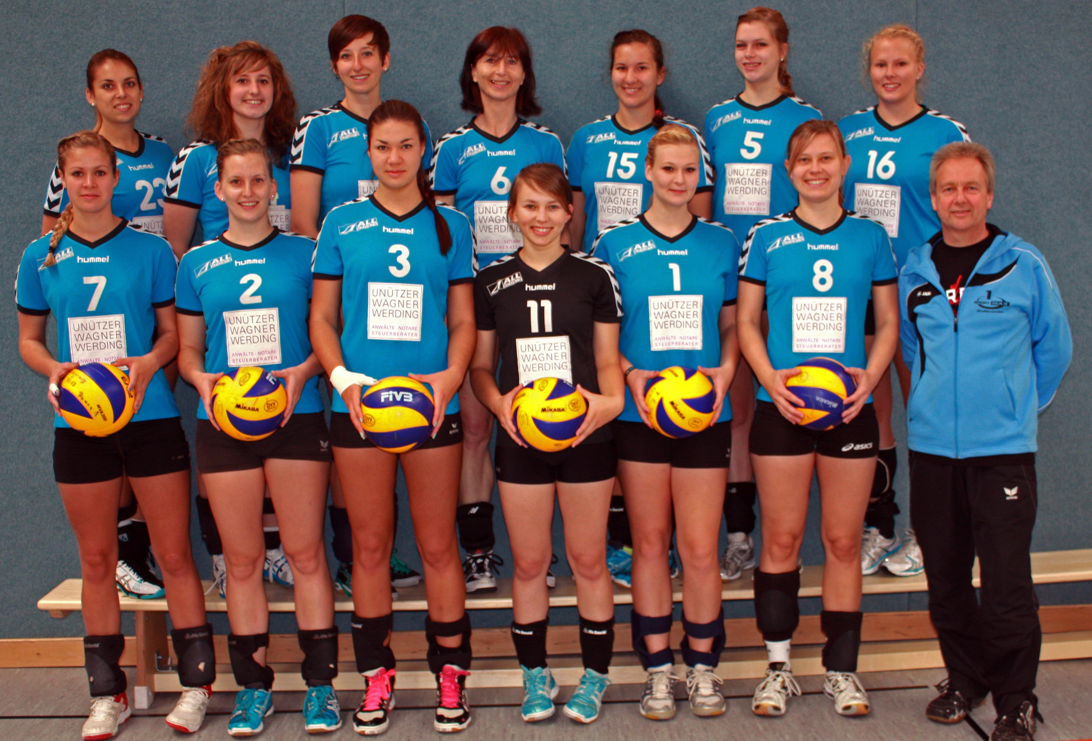 waldgirmes volleyball